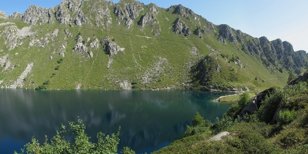 Cinque Laghi - Lago Ritort - Madonna di Campiglio