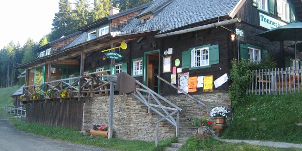 Seetaler Alpen-Tonnerhütte