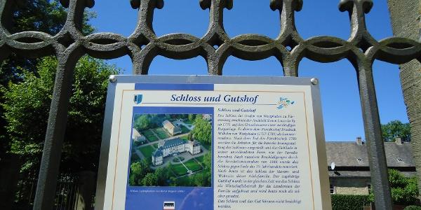 Übersicht Schloss