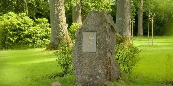 Hölderlin Gedenkstein