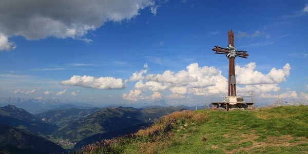 Frauenkogel, 2.424 m