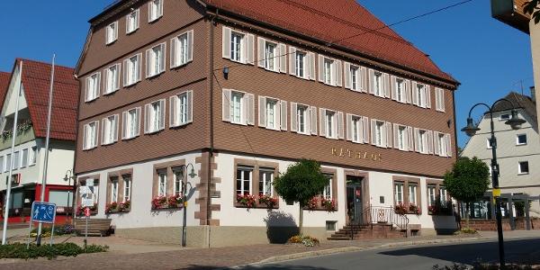 Rathaus Pfalzgrafenweiler