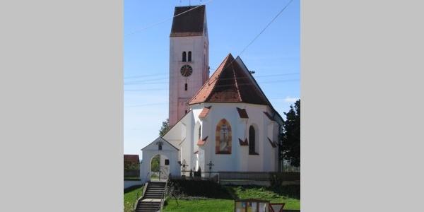 Kirche St. Georg, Mörgen
