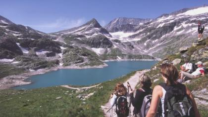 Gletscherlehrweg Sonnblickkees