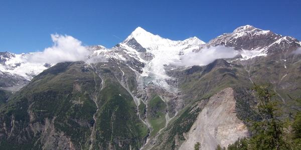 View above Randa