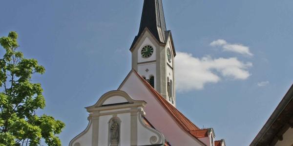 Kirche Frauenzell