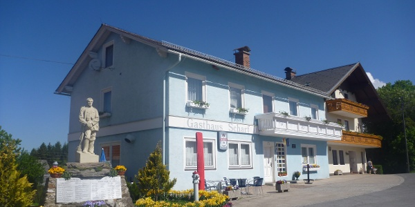 Theißenegg- Gasthof Scharf