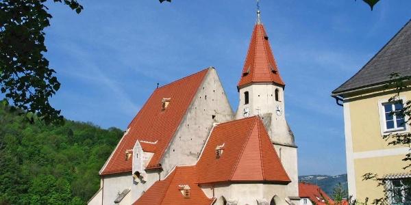 Wehrkirche Edlitz