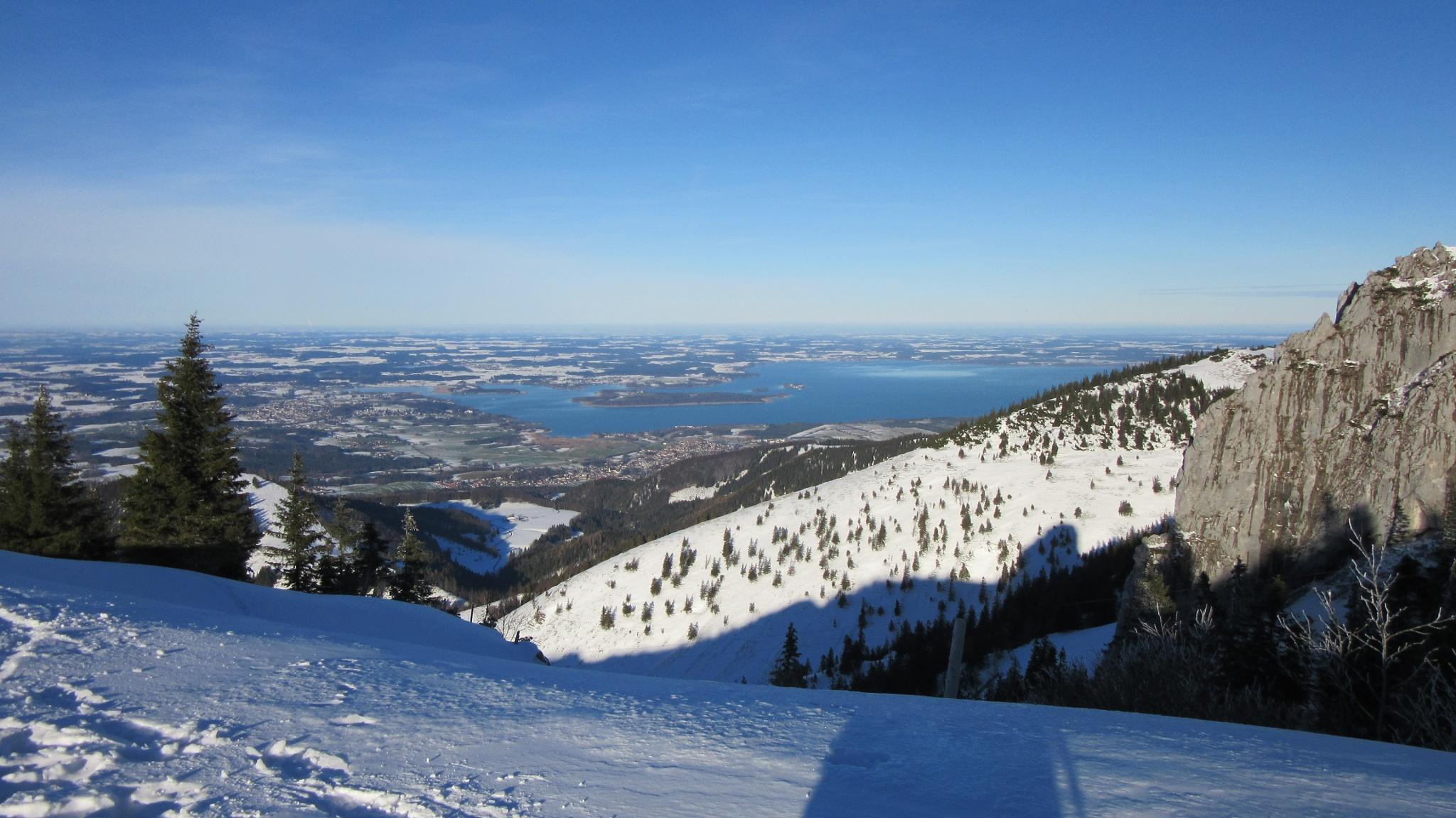 Winterwanderung zur Steinlingkapelle