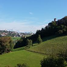 Schloss Prösels und Völs am Schlern