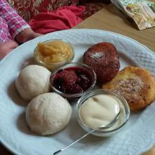 Hutzn-Teller auf dem Bärenstein