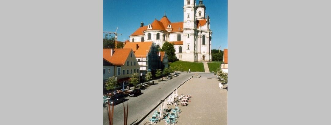 Ottobeurer Marktplatz