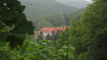 Kloster Zella (Mai 2016)