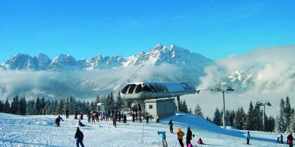 Bergstation Serlesbahnen