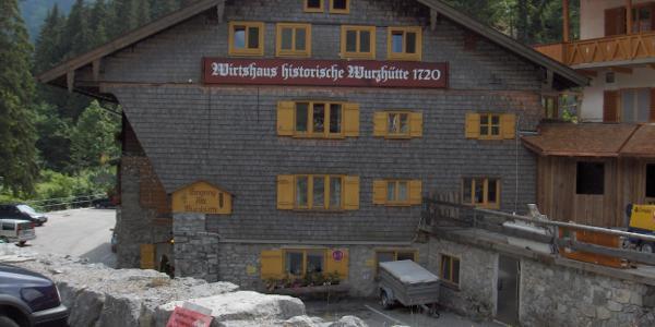 Wurzhütte