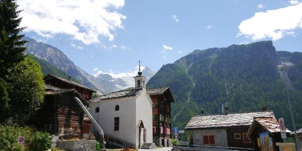 Das Dorf Gasenried