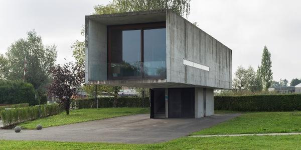 Hafen Rohner - Hafenbüro (Verwaltungsgebäude), Fußach