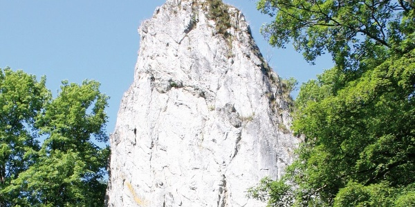 Der Hübichenstein bei Bad Grund (Foto: Karl-Hermann Rotte)