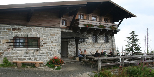 Lusen Unterkunftshaus