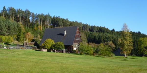 Schwarzwald-Bauernhaus bei Zindelstein