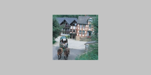 Ehrbachklamm Baunhöllermühle