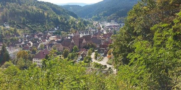 Alpirsbach mit Kloster