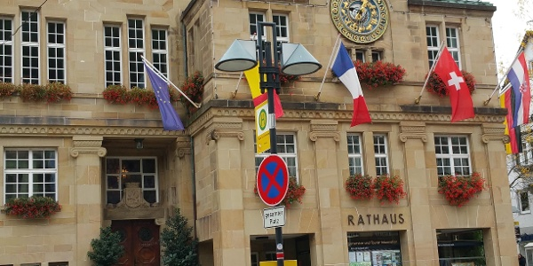 Schramberg Rathaus