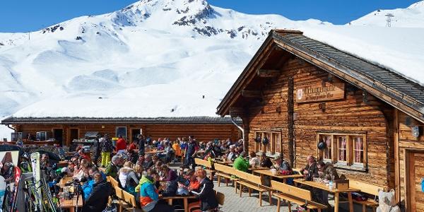Tschuggenhütte