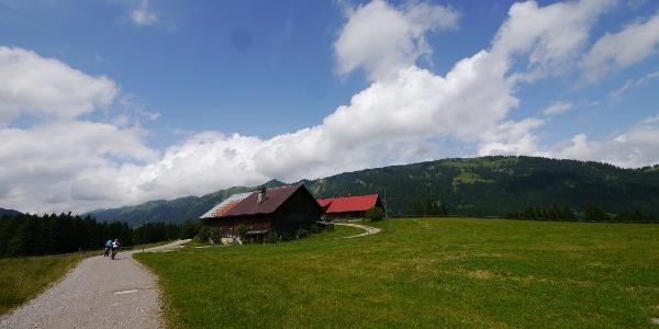 Geißrücken-Alpe