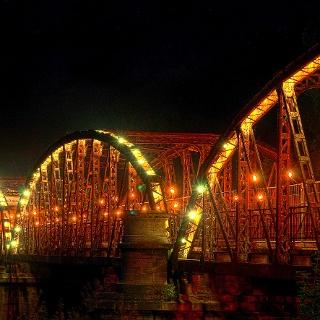 Carl-Alexander-Brüke zum Brückenfest