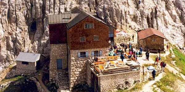 Alte Meilerhütte