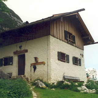 Oberreintalhütte