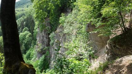 """Abbruchstelle """"Eingefallener Berg"""""""