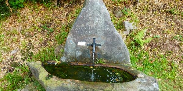 Renchquelle-Brunnen