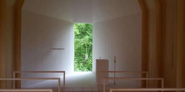 Kapelle Salgenreute Krumbach Innenansicht