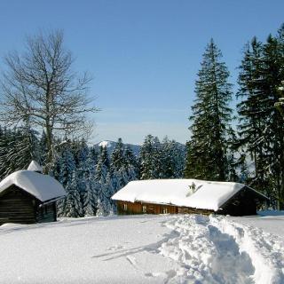 Schwaiger Alm Winter