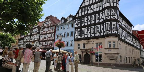 Innenstadt Witzenhausen