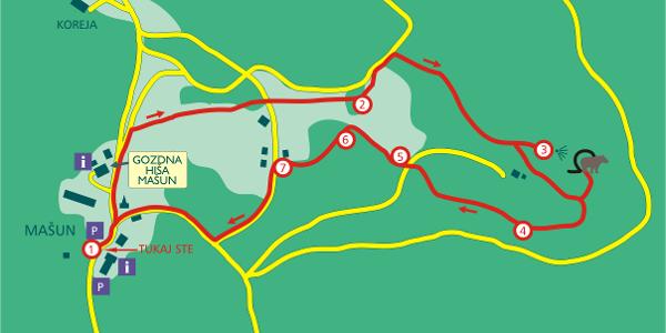 Education Trail Mašun