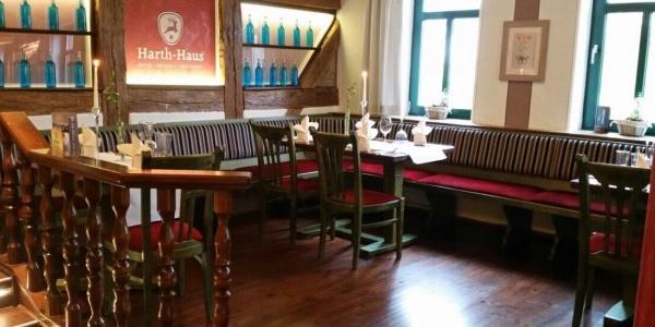 Sitzecke - Harth-Haus - Bad Langensalza