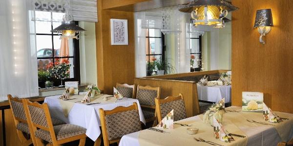 "Restaurant ""Barbarins"" im Berghotel Talblick"