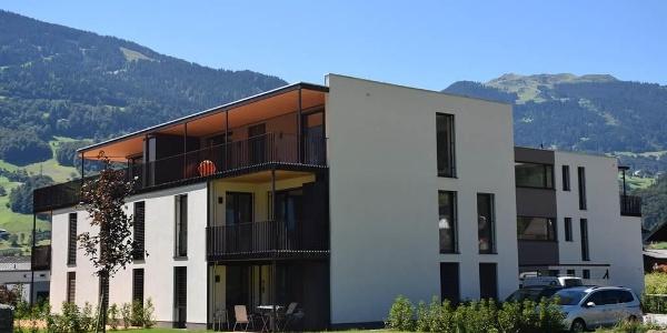 Aussenansicht Krone Apartments