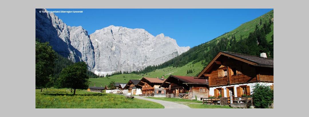 Wanderungen in der Silberregion Karwendel