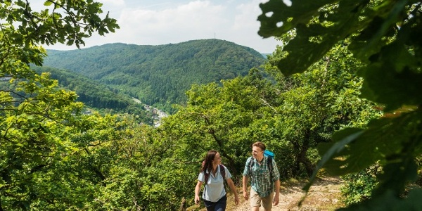 Badeckers Felsenweg