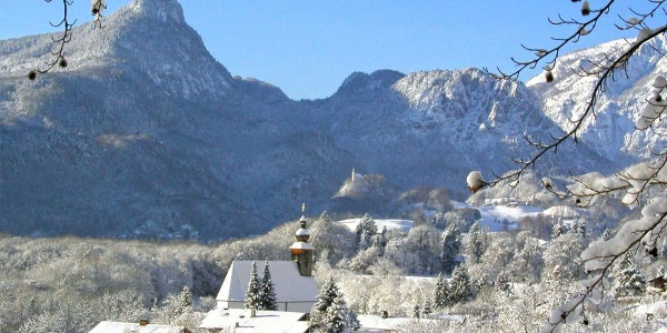 Winter im Nonner Oberland