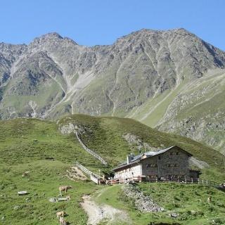 Amberger Hütte