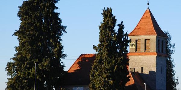 Herz-Jesu-Kirche in Großenhub