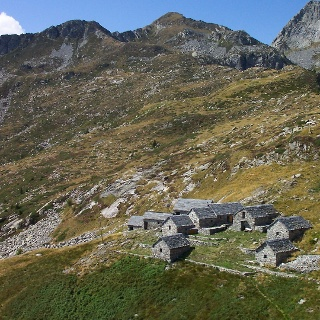 Capanna Alpe Spluga