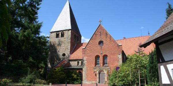 St.-Clemens-Kirche in Marklohe
