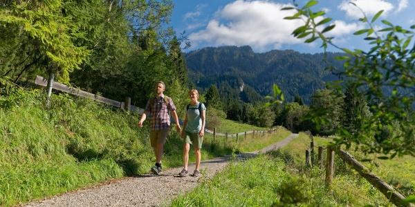 Wanderung - Altherrenweg