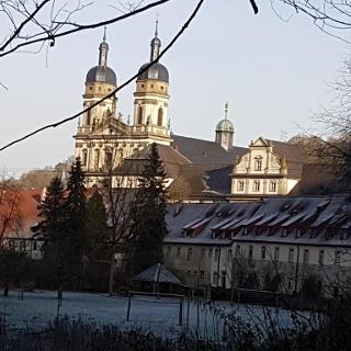 Schöntal im Winter